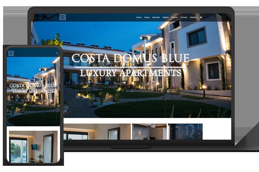 Costa Domus Blue
